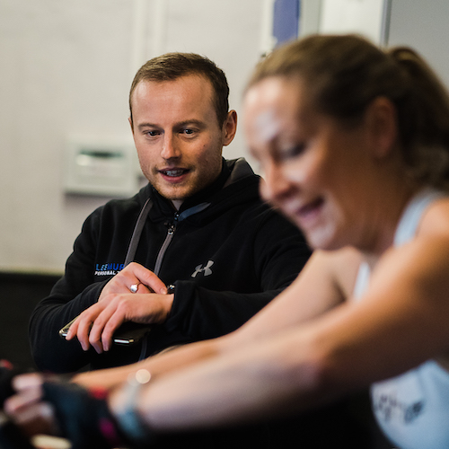 Personal Training Wetherby with Lee Murphy