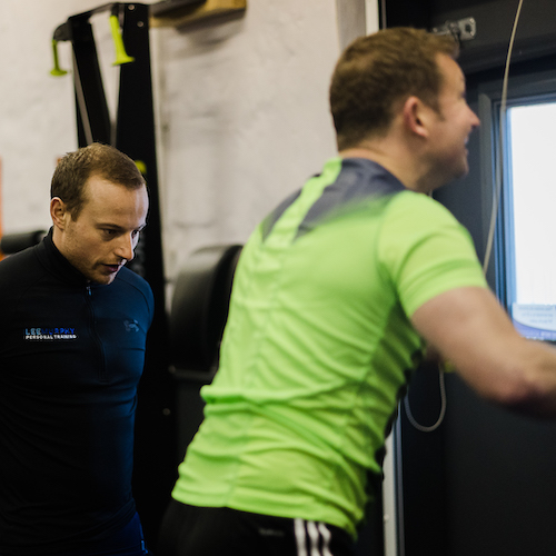 Lee Murphy Personal Training - Wetherby Gym